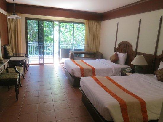Krabi Tipa Resort: Our room 145
