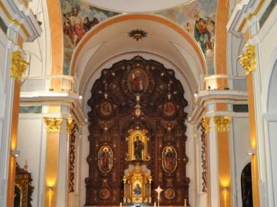 Iglesia de San Jaime y Santa Ana: wonderful views