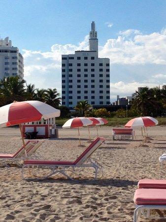 SLS South Beach : Spiaggia Sls Hotel