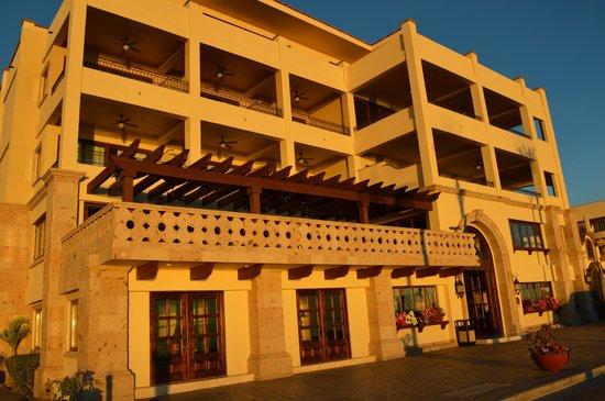 La Mision Loreto: Main Building