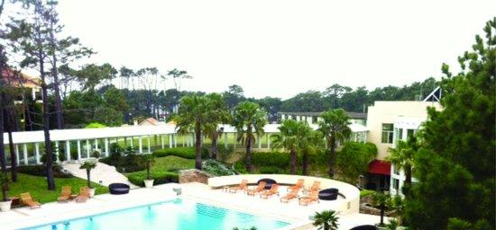 Punta Del Este Resort & Spa: vista do apartamento