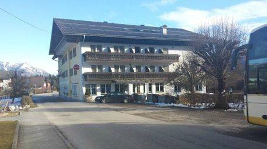 Gasthof Zinkenbachmühle: hotel