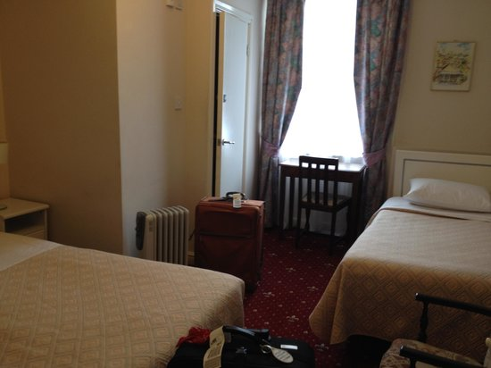 Celtic Hotel : Room 19- large twin