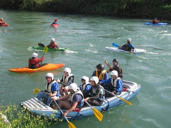 Natura & Avventura Canoa & Rafting & Biking