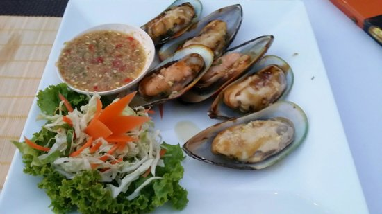 The Hilltop : Yummy mussels