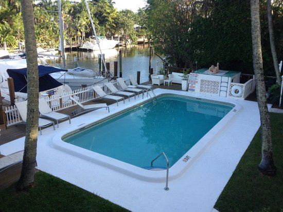 Villa Venezia: View from the Miami Classic