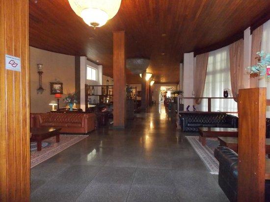 Hotel Monte Real: Salas de descanso