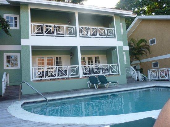 Sandals Ochi Beach Resort: Hillside Butler Suite