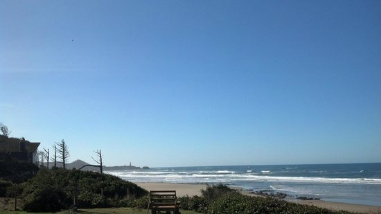 Moolack Shores Motel : Our view for the weekend