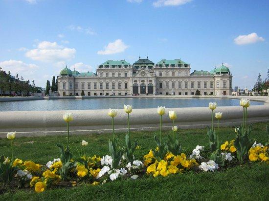 Belvedere Palace Museum : Верхний Бельведер
