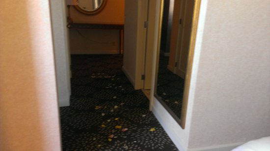 Omni Mandalay Hotel at Las Colinas: Breakfast at Trevi's Was the bomb