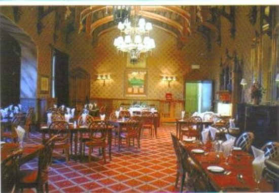 Studley Castle Hotel and Conference Centre: the Dining Room