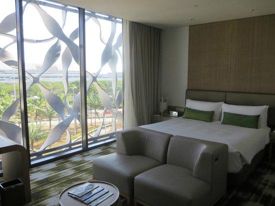 Crowne Plaza Changi Airport : Room 316