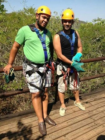 Skyway Trails : Preparando para aventura