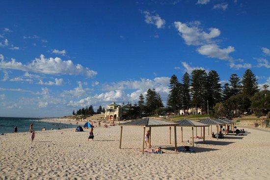 Cottesloe Beach : пляж