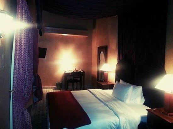 Algilà Fès : La camera in cui ho dormito