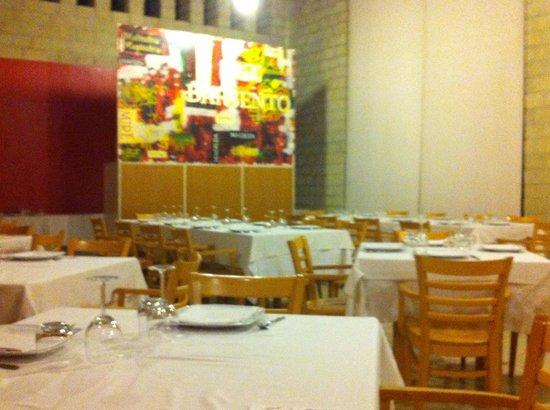 Ristorante Cantine Barsento: La salle a manger