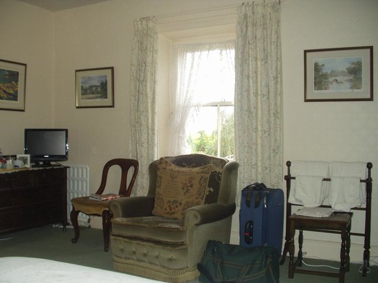 High Farm Bed and Breakfast: Double Bedroom