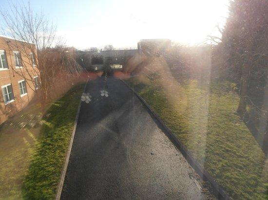 Holiday Inn Gloucester - Cheltenham: View from our room