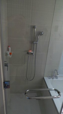 Le Meridien Chiang Mai : Shower