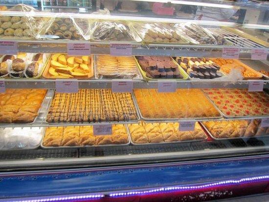 Hellas Restaurant : The Bakery