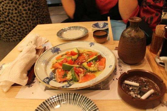 Kizuna Sushi, Shinjuku Kabukicho