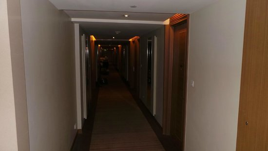 Le Meridien Chiang Mai: Hallway o 12th Floor