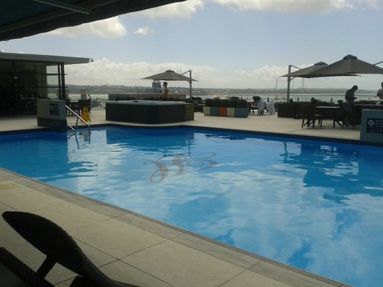 Heritage Auckland: Heated rooftop pool
