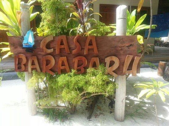 Casa Barabaru: Maldive 2014