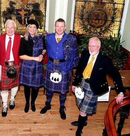 Chisholms Highland Dress: D.Chisholm Highland Dress