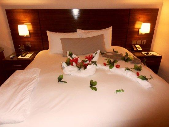 DoubleTree by Hilton Hotel Aqaba : Onze kamer