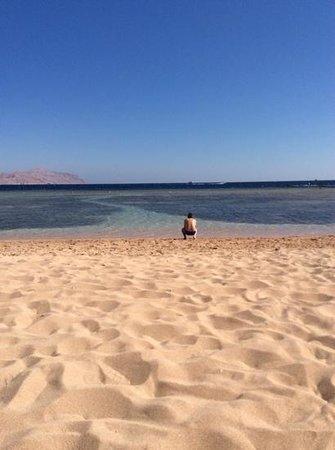 Baron Resort Sharm El Sheikh: spiaggia