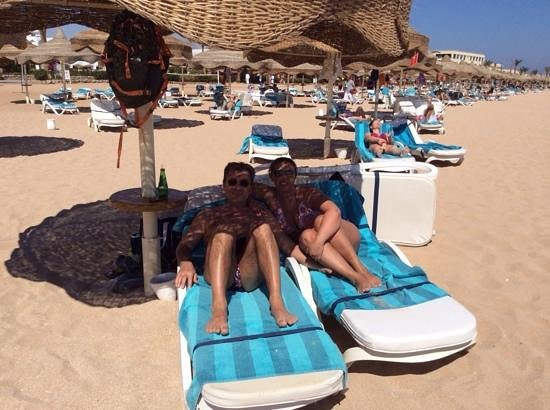 Baron Resort Sharm El Sheikh: relax