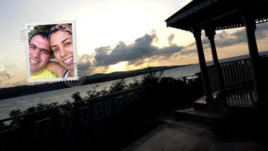 Grand Palladium Jamaica Resort & Spa: Sunset in the resort