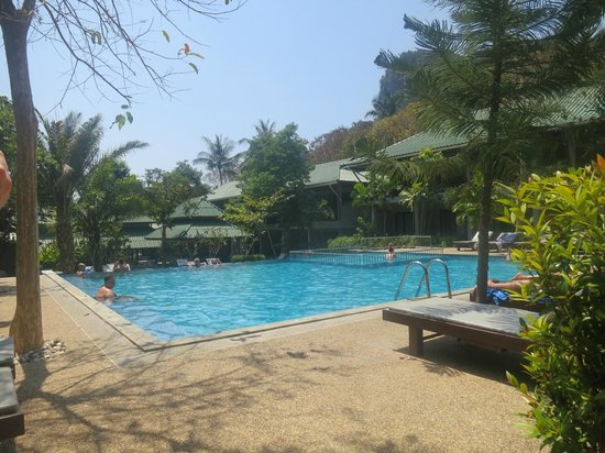 Dream Valley Resort: Pool area