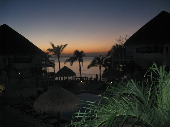 Sunscape Sabor Cozumel : view from our room