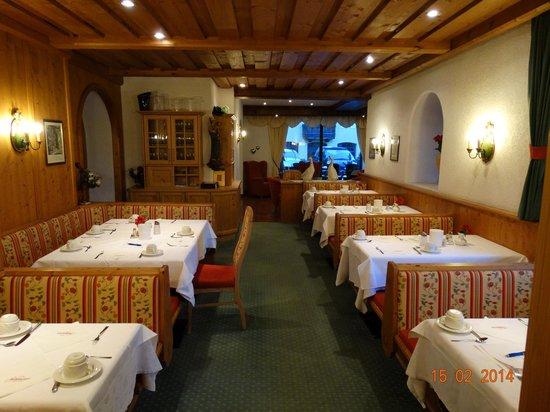 Hotel Seefelderhof: Dining Room