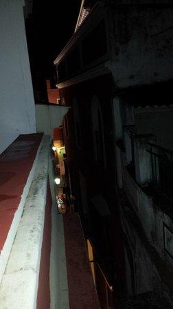 Hotel Murillo: vista camera