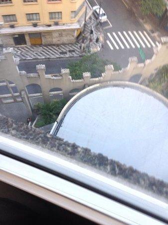 Nobile Hotel Downtown : Vista do quarto