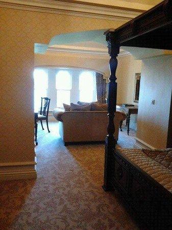 Kilronan Castle Estate & Spa: Suite 402