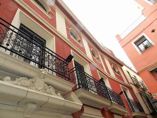Hotel Murillo : esterno