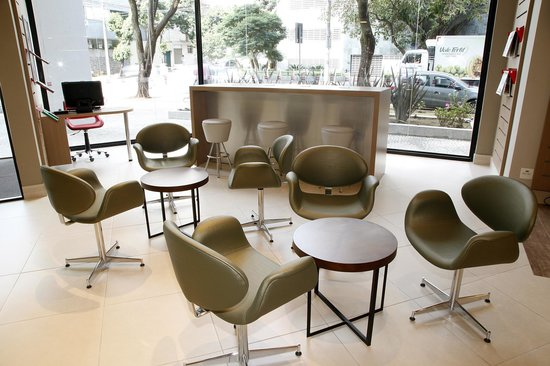 Ibis Belo Horizonte Afonso Pena: Lobby