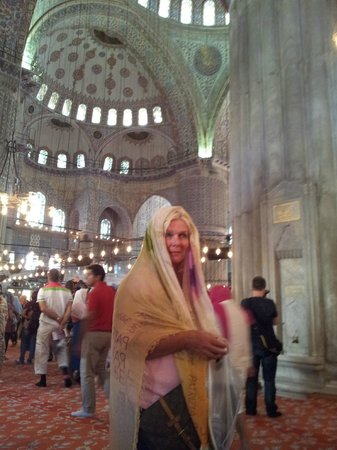 Istanbul Guide Services: September 2013