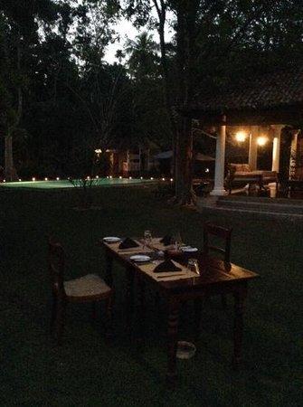 Nisala Arana : valentines dinner