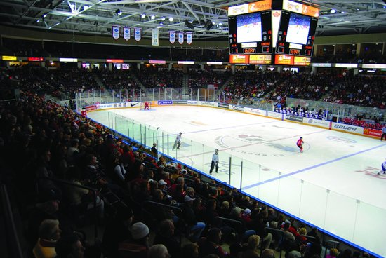 South Okanagan Events Centre