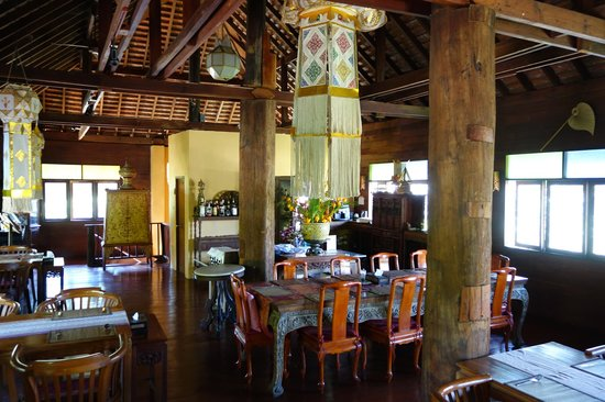 Ban Sabai Spa Village Boutique Resort & Spa: Restaurant