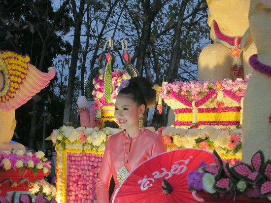 Amata Lanna : Flower festival