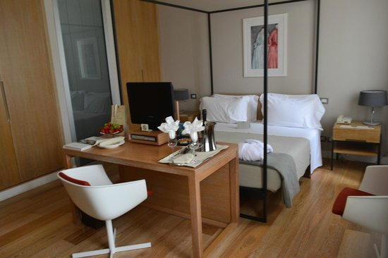 Escalus Luxury Suites Verona: Ótimo Quarto