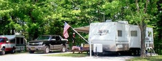 Deep Valley Campground : camp sites