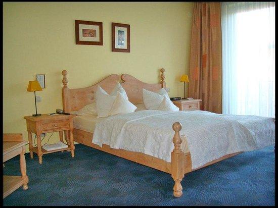 Lessing Hotel: Slaapkamer